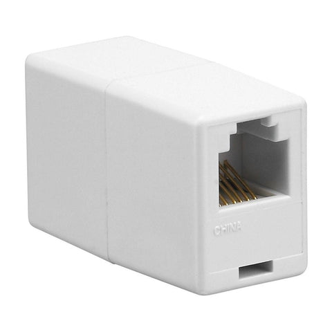6-Pin Coupler (White)