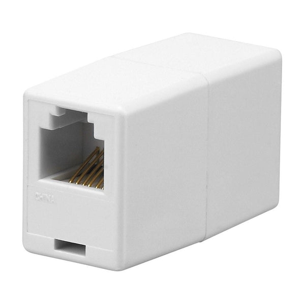 RadioShack 6-Pin Coupler (White)