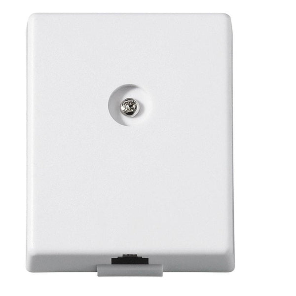 4-Pin Modular Telephone Jack (White)