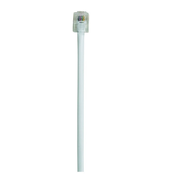 RadioShack 50-Foot UL-Listed Line Cord (White)