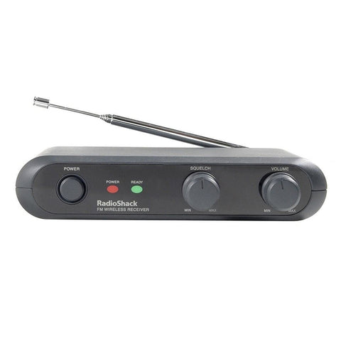 RadioShack Wireless Microphone System