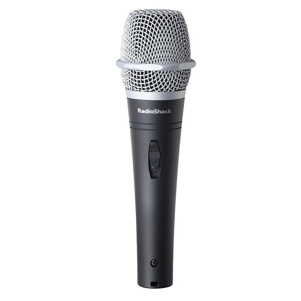 cardioid dynamic microphone radioshack. Black Bedroom Furniture Sets. Home Design Ideas