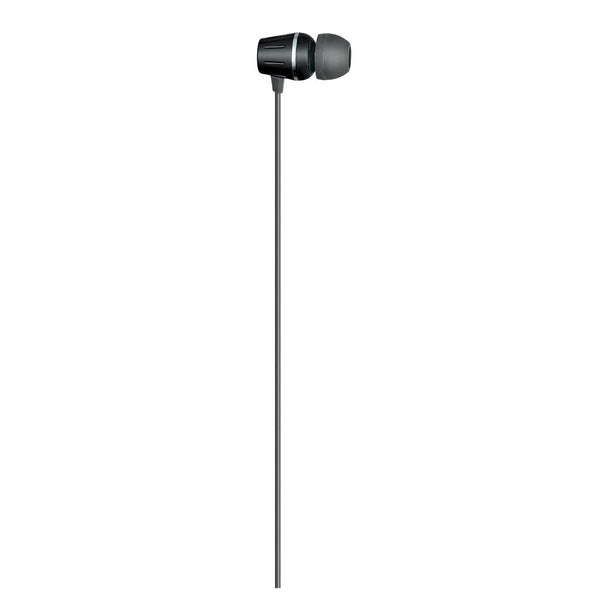 Auvio Element Earbuds with Microphone (Black)