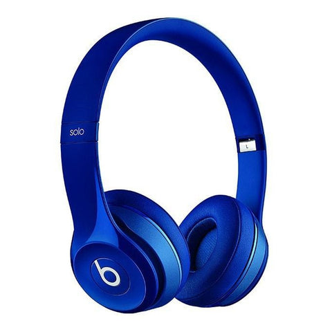 Beats by Dre Solo² Headphones (Blue)