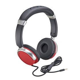 Auvio Color Headphones (Red)