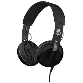 Skullcandy Grind Headphones (Black/Gray)