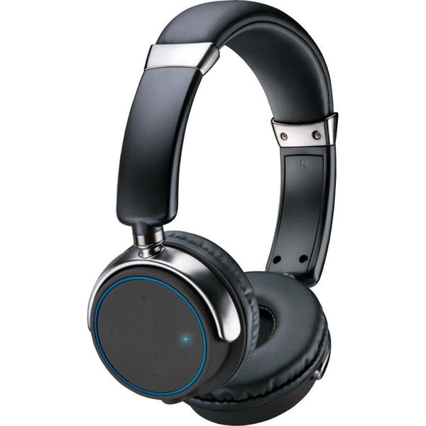 auvio bluetooth color headphones black radioshack auvio bluetooth color headphones black