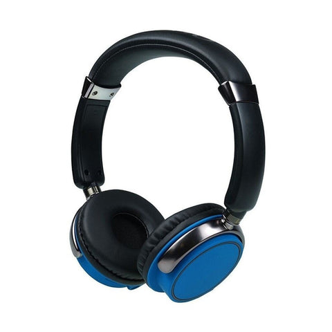 Auvio Bluetooth Color Headphones (Blue)