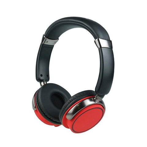 Auvio Bluetooth Color Headphone (Red)