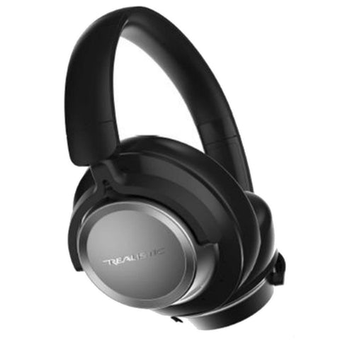 Realistic Bluetooth ANC Headphones (Silver)