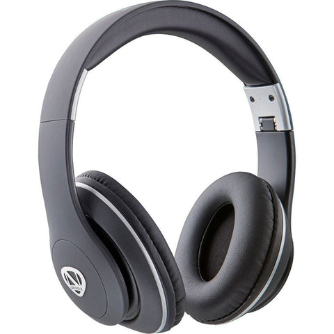 Ncredible1 Wireless Bluetooth Headphones (Gunmetal)