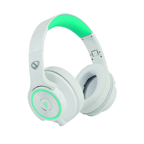 Ncredible Flips (White & Aqua)