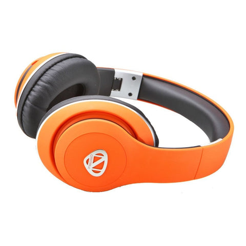 Ncredible1 Wireless Bluetooth Headphones (Orange)