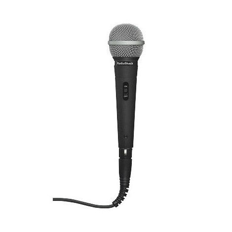 Super-Cardioid Dynamic Microphone