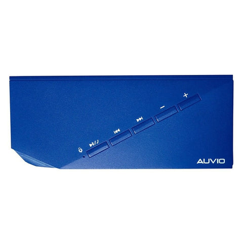 AuvioаЂаŽ PBT500 Portable Bluetooth Speaker (Blue)
