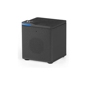 Auvio Portable Bluetooth Square Mono Speaker (Black)