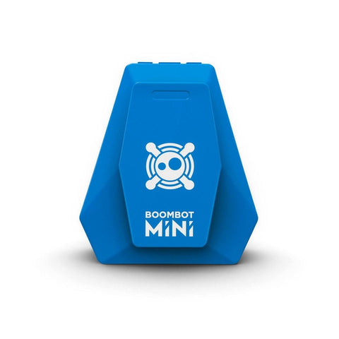 Boombotix MINI Portable Bluetooth Speaker (Blue)