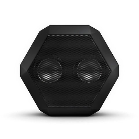 Boombotix REX Portable Bluetooth Speaker (Black)