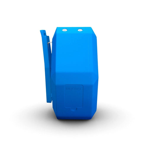 Boombotix REX Portable Bluetooth Speaker (Blue)