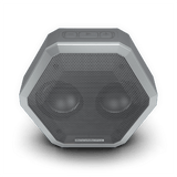 Boombotix PRO Portable Bluetooth Speaker (Gray)