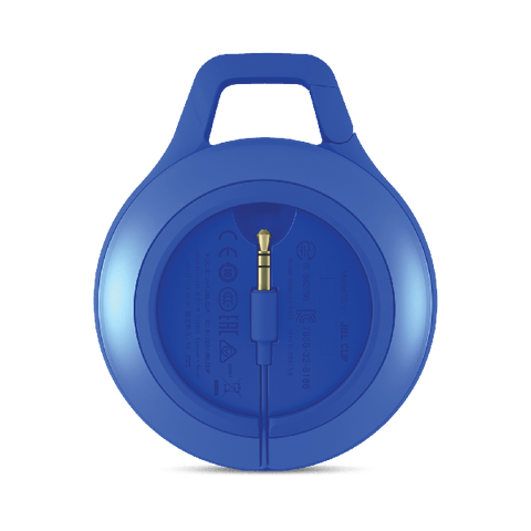 JBL Clip Plus Portable Wireless (Blue)