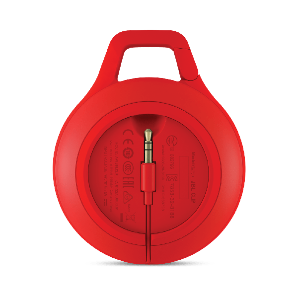 JBL Clip Plus Portable Wireless (Red)
