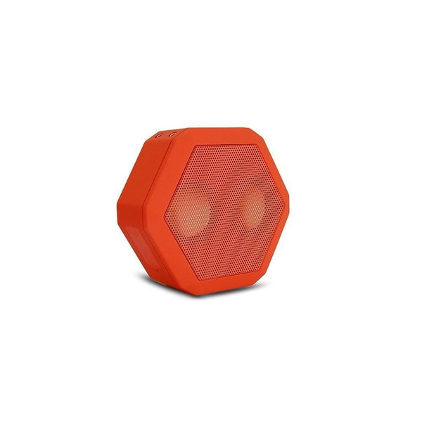 Boombotix REX Portable Bluetooth Speaker (Coral Red)