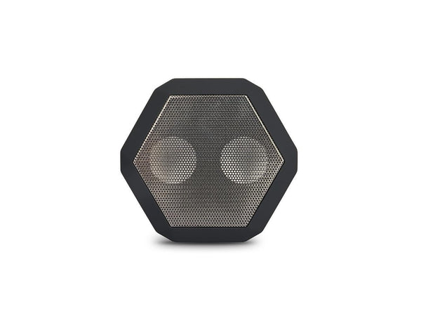 Boombotix REX Portable Bluetooth Speaker (Gray)