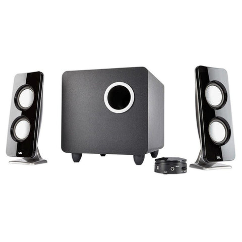 Cyber Acoustics 2.1 3 Piece Immersion Speaker