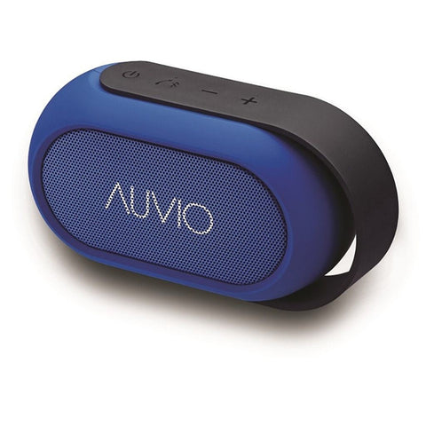 Auvio Mini Plus 300M Bluetooth Speaker (Red)