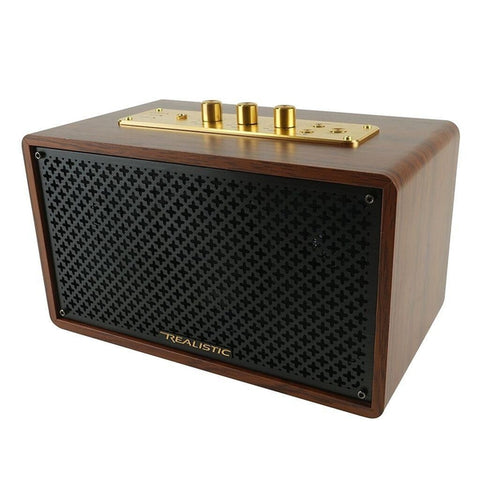 Realistic Bluetooth Retro Speaker