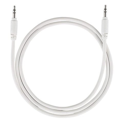 "RadioShack 3-Foot 1/8"" Stereo Cable (White)"