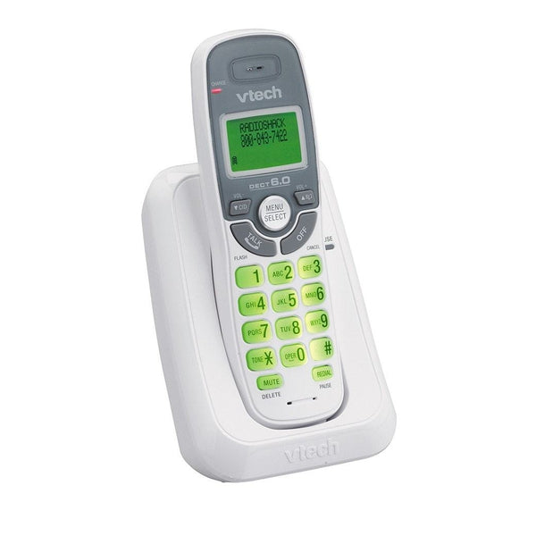 vtech cs6114 dect 6 0 cordless phone rh radioshack com Panasonic DECT 6.0 User Manual Panasonic Cordless Phones DECT 6.0