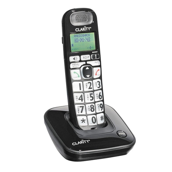 Clarity D703 Amplified Cordless Phone with Caller ID