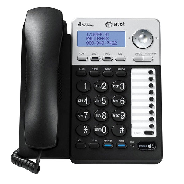 AT&T ML17929  2-Line Corded Phone with Caller ID