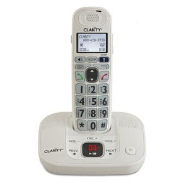 Clarity D714 Amplified DECT 6.0 Phone w/Digital Answerer