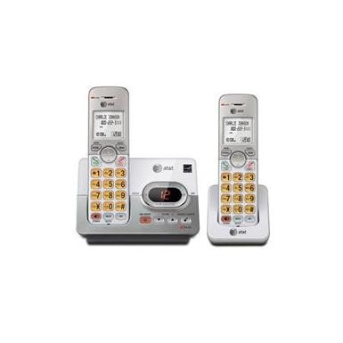 AT&T DECT 6.0 2-Handset Phone with Digital Answer