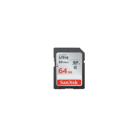 SanDisk 64GB Ultra Plus SD Card