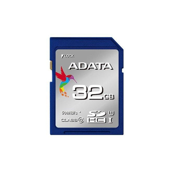 Adata 32GB SDHC Memory Card