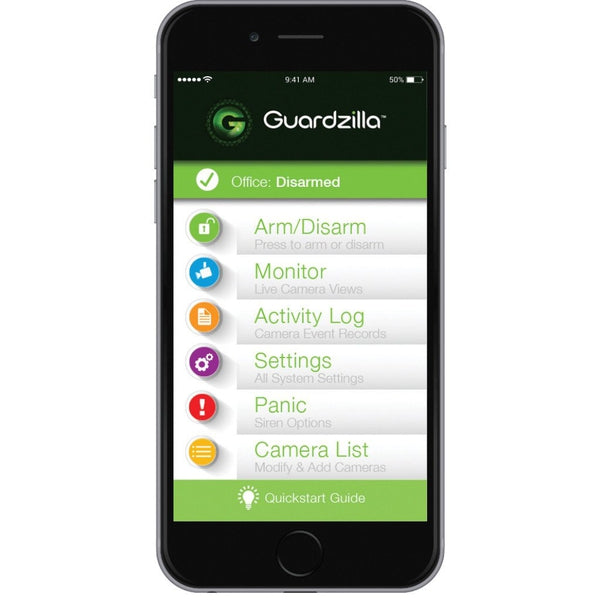 Guardzilla All-in-One Video Security System