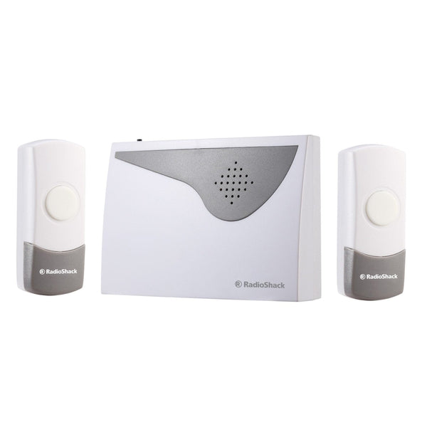 RadioShack Wireless Front/Backdoor Chimes