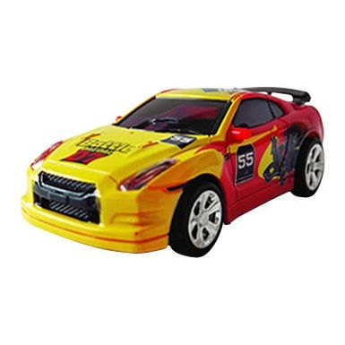 Remote Control 1:64 Scale Mini Race Car