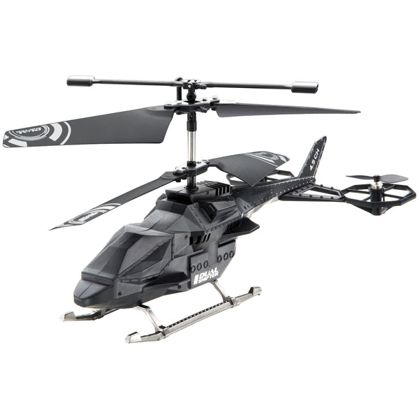 RadioShack 4.5CH Dual Shifter Infrared Indoor Helicopter w/ Dual twin motors