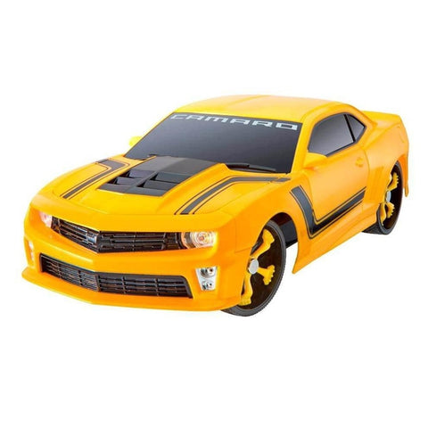 RadioShack 1:15 Scale Remote Control Camaro (Metallic Yellow)