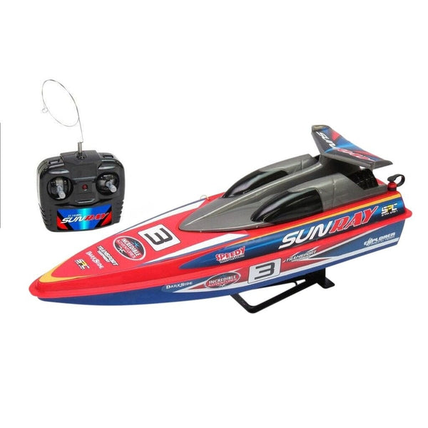 RadioShack Remote Control Sunray Speed Boat
