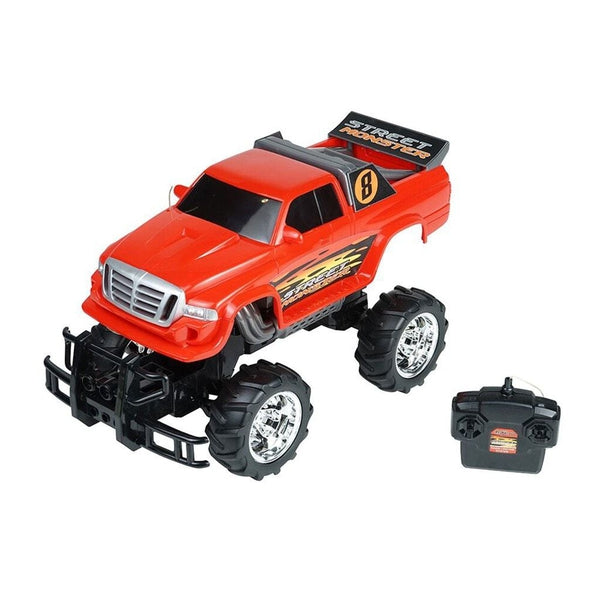 Remote Control 1:12 Scale Street Monster Truck