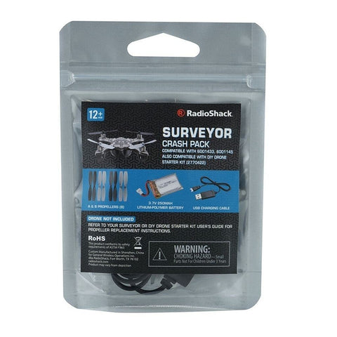RadioShack Surveyor Drone Crash Pack