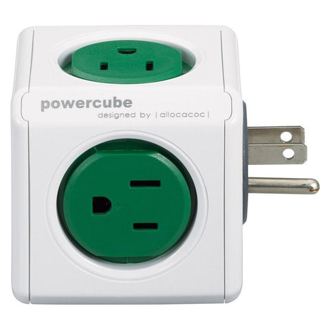 Allocacoc PowerCube Original (Green)