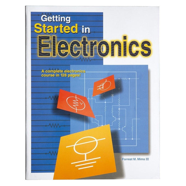 Getting Started in Electronics Book