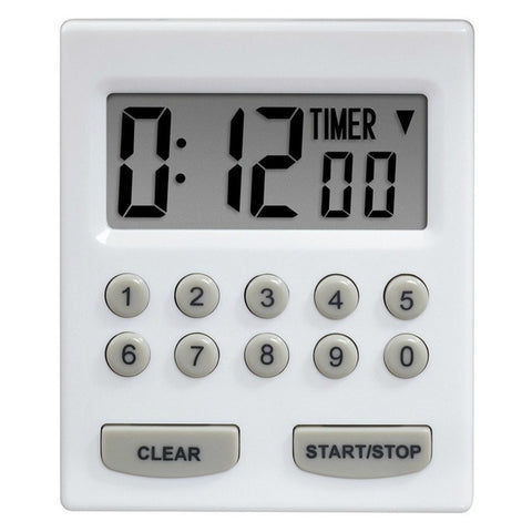 RadioShack 10-Key Count-Up and Count-Down Timer
